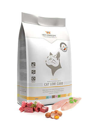Cat Low Carb